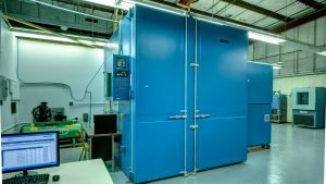 Environmental Testing – Envirotronics Temperature Humidity Chamber